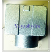 Hot Forgings for Hydraulic Block Flange Adapter